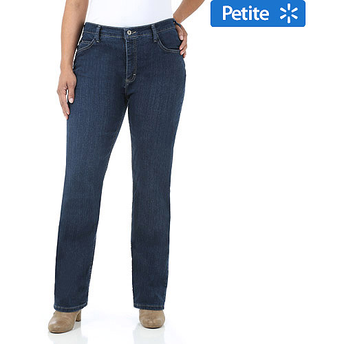 Riders by Lee Women's Plus-Size Petite Classic Fit Straight Leg Jeans