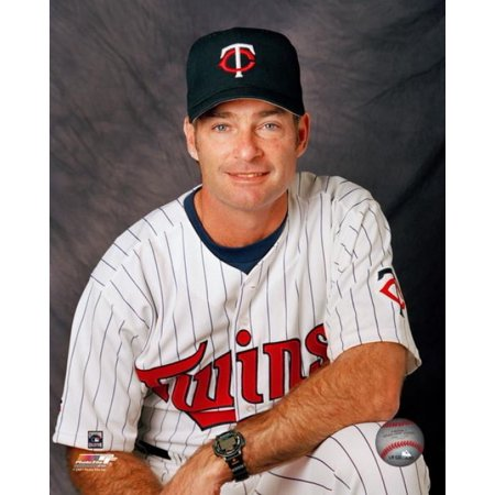 (Paul Molitor Posed Photo Print)