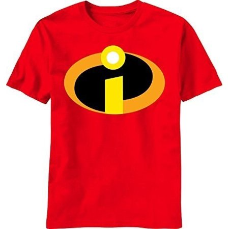 Incredibles Logo Big Men's Graphic T-shirt, Up To 3XL - Incredibles Suits