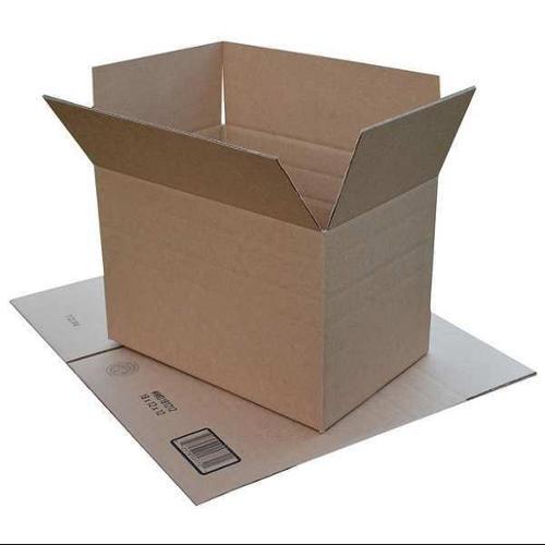 BOX KING MD202020 Shipping Carton,20in L x 20in W x 20in D G0454968