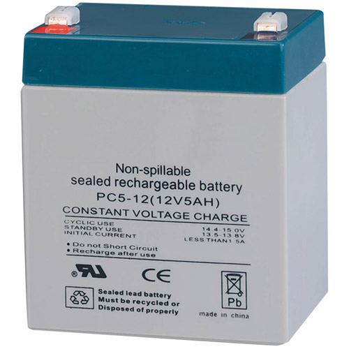Home Control System Battery