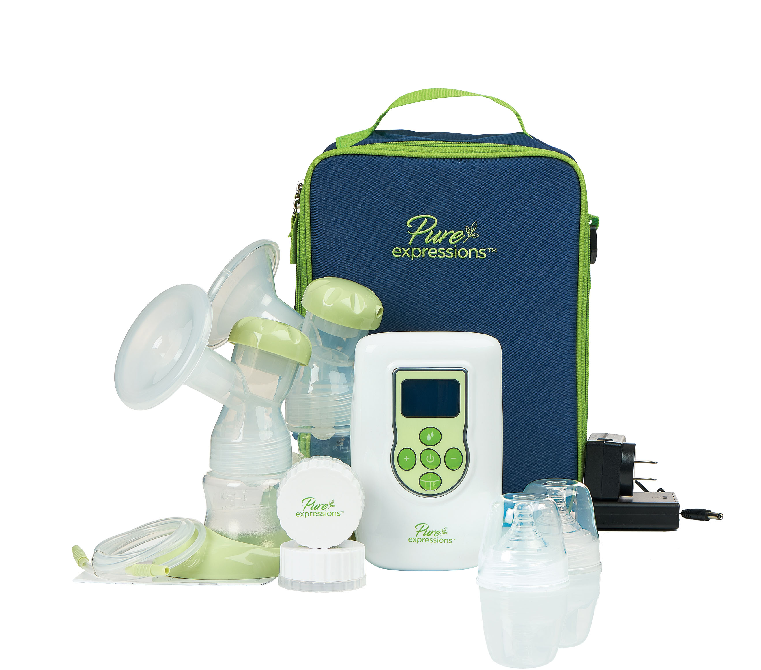 Drive Medical Pure Expressions Dual Channel Electric Breast Pump by Drive Medical