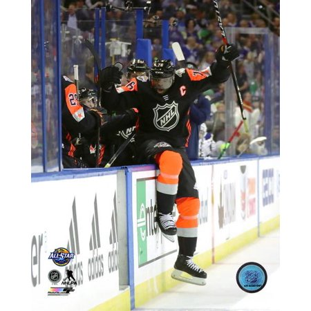 PK Subban 2018 NHL All-Star Game Photo - Pk Subban Halloween