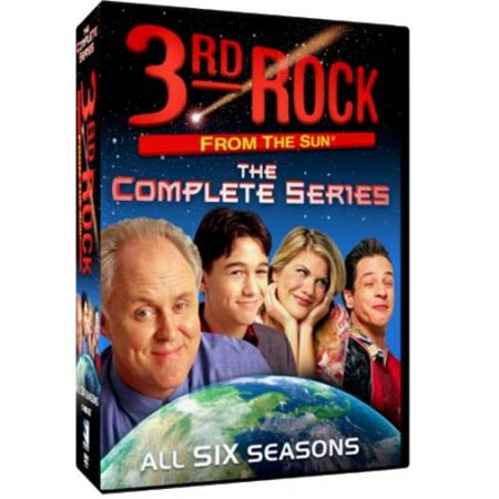 3rd Rock From The Sun: The Complete Series