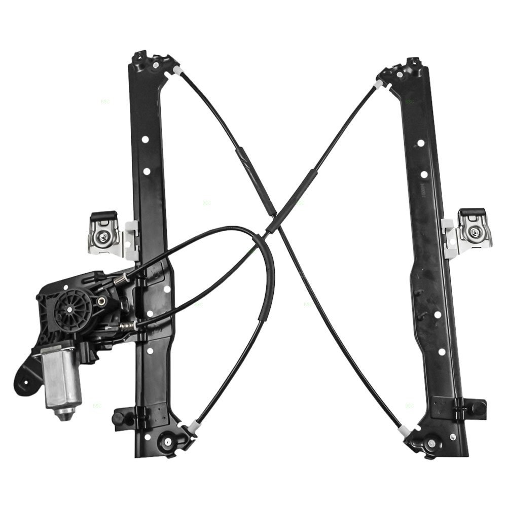 Passengers Rear Power Window Lift Regulator & Motor Assembly Replacement  for Chevrolet Cadillac GMC Pickup Truck 19301980, DOES NOT FIT the  Chevrolet