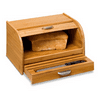 HONEY CAN DO INTL INC KCH-01081 Bamboo Bread Box