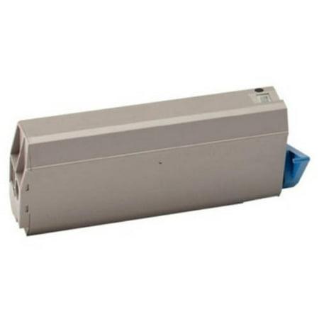 Genuine Okidata Cyan Drum - Universal Inkjet Premium Compatible Okidata 52114902 Cartridge, Cyan
