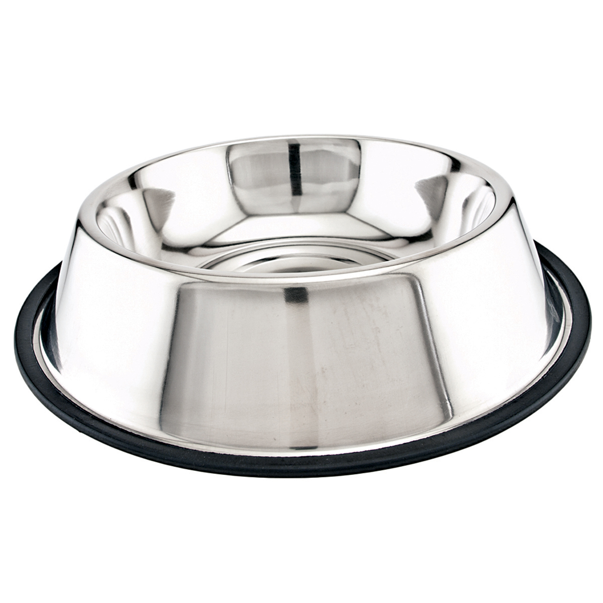 Stainless Steel Non-Skid Dish 64oz- - image 1 of 1