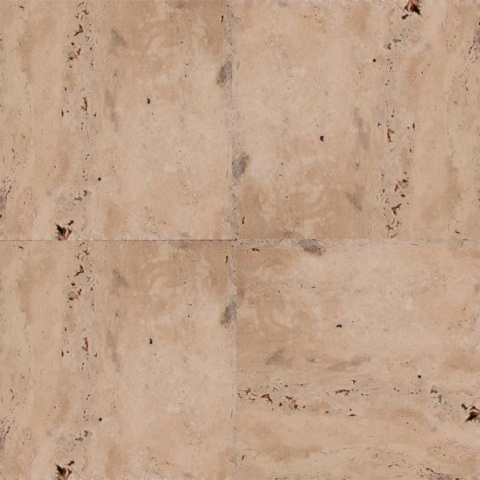 10 Sq Ft. Of  Philadelphia Antico 12X12 Honed Travertine