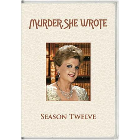 Murder She Wrote: The Complete Twelfth Season