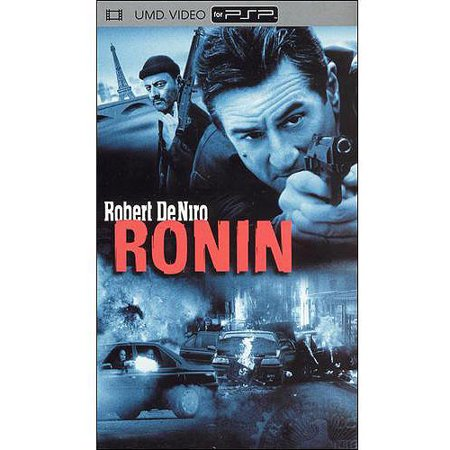 Ronin (1998) UMD for Sony PlayStation PSP Video Movie