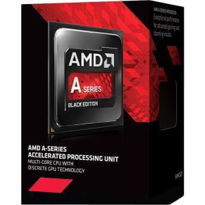 AMD A8-7670K Quad-core (4 Core) 3.60 GHz Processor - Sock...