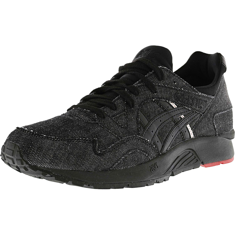 Asics Men's Gel-Lyte V Black / Ankle-High Running Shoe - ...