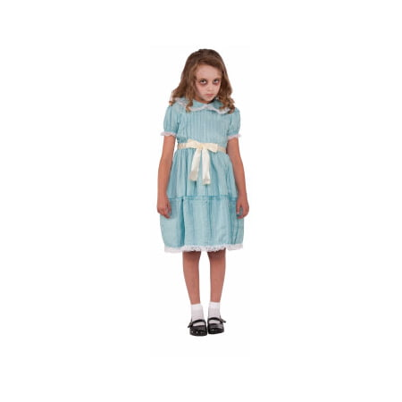 Girls Creepy Sister Costume](Creepy Baby Costume)
