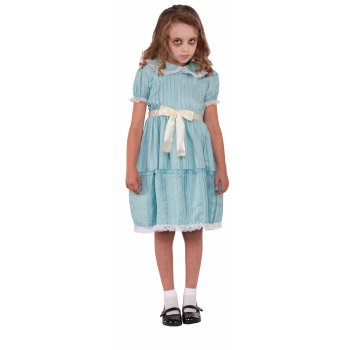 Girls Creepy Sister Costume