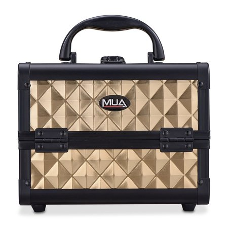 Mini Makeup Train Case 9 5 Quot Aluminum Professional Cosmetic