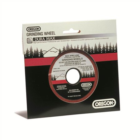 Genuine Oregon OR4125-18A Grinding Wheel (Flexovit Grinding Wheel)