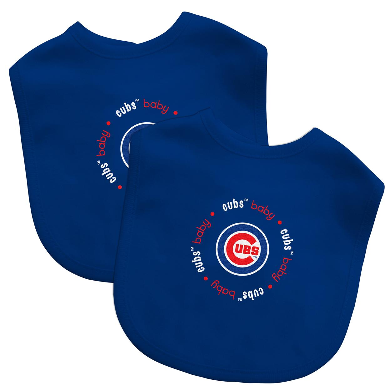 Baby Bib - Chicago Cubs Chicago Cubs BFBBCHICBB