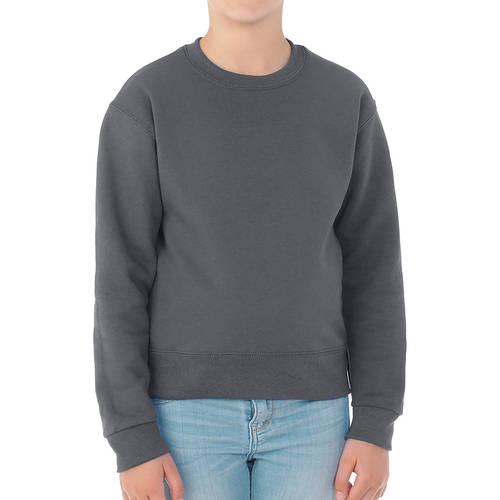Fruit of the Loom Jerzees Boys' Pill - Resistant Performance Fleece Sweatshirt