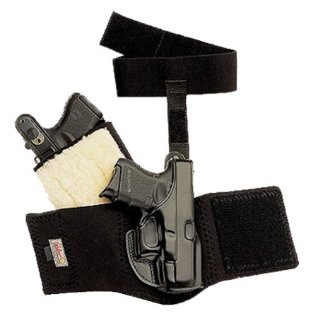 Ankle Glove Holster - GALCO AG118 ANKLE GLOVE 118 FITS UP TO 13