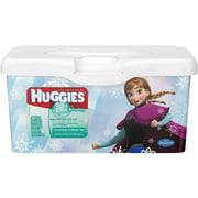HUGGIES One & Done Refreshing Baby Wipes, Disney Frozen Graphics, 64 Sheets