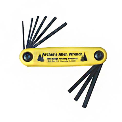 Pine Ridge Archers Allen Wrench Set, XL