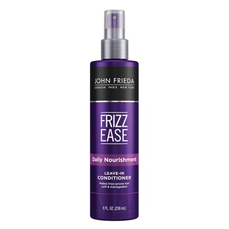 John Frieda Frizz Ease Daily Nourishment Leave-in Conditioner, 8 fl (Daily Leave In Conditioner For Natural Hair)