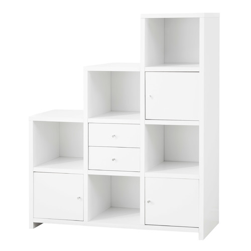 Wildon Home 63'' Cube Unit Bookcase by Moda Flame