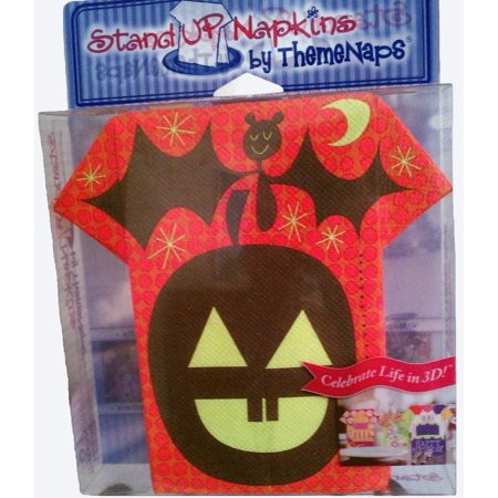 ThemeNaps Halloween Napkins TN09-006 Not So - Not So Scary Halloween Disney World