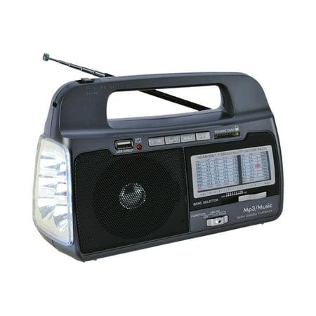 9 Band Am Fm Sw1 7 Radio