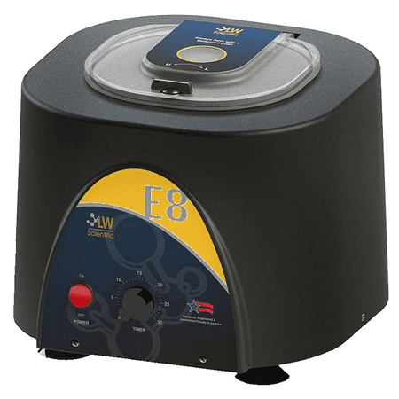 Fixed Angle Rotor - LW Scientific E8 Centrifuge With 8 Place Fixed Speed Angled Rotor