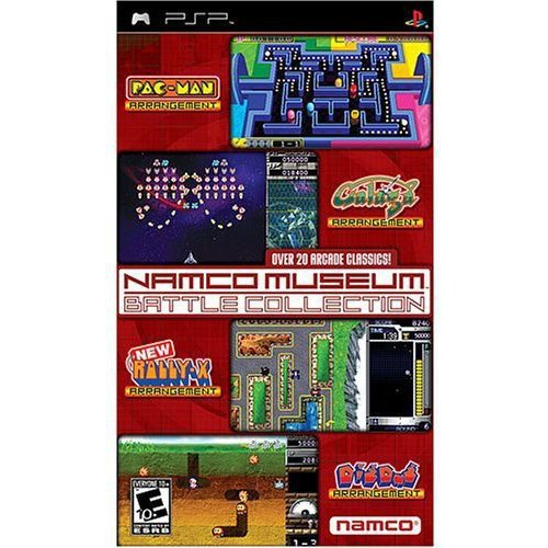 Namco Museum Battle Collection GH (PSP)