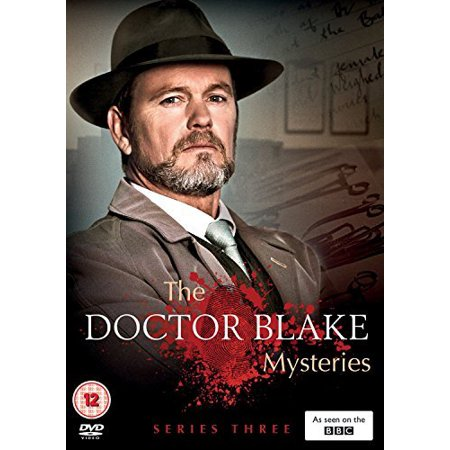 The Doctor Blake Mysteries (Series 3) - 3-DVD Set ( The Doctor Blake Mysteries - Series Three ) [ NON-USA FORMAT, PAL, Reg.2 Import - United Kingdom ] ()