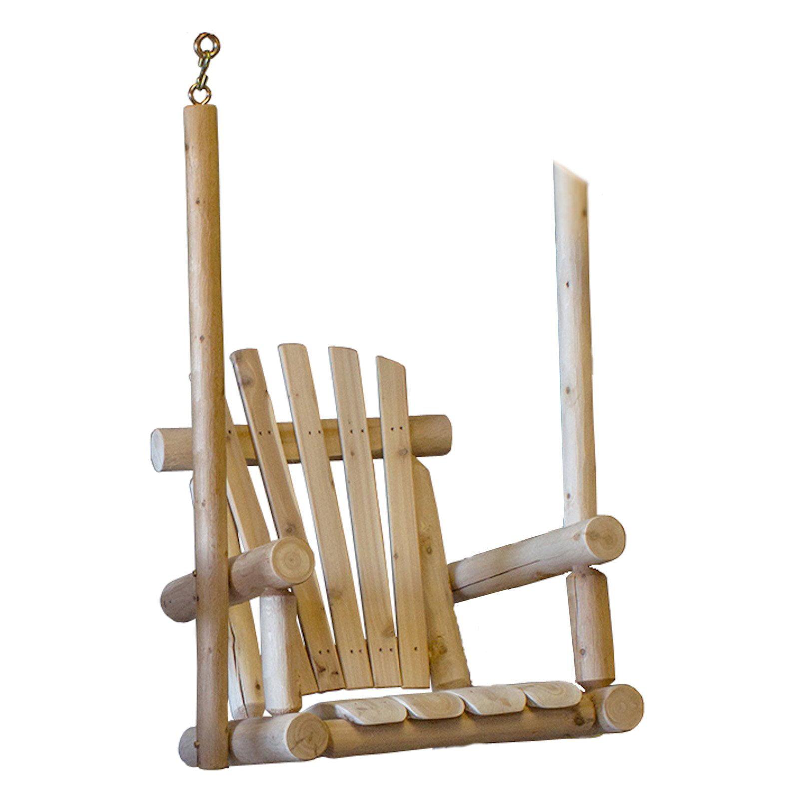 Lakeland Mills Single Chair Porch Swing by Lakeland Mills