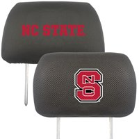 "North Carolina State University Head Rest Cover 10""x13"""
