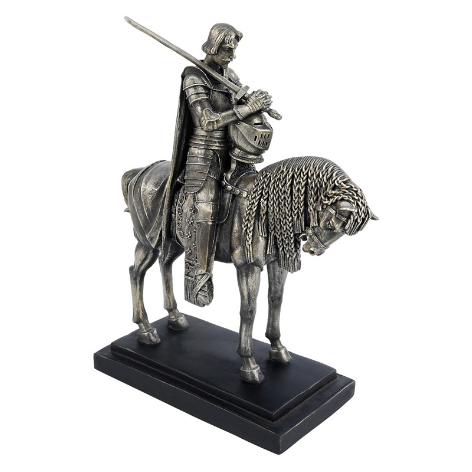 Design Toscano 10 in. Invocation: The Power of King Arthur Statue
