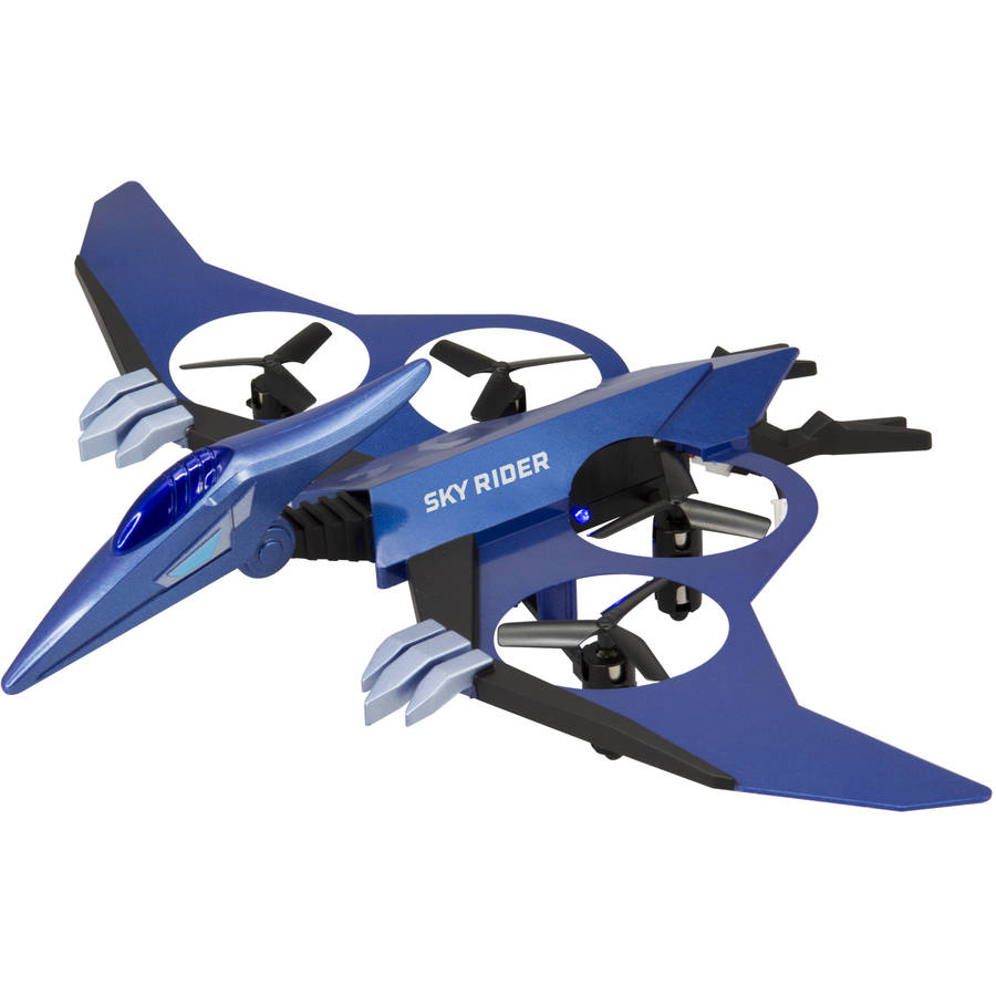 Sky King Drone-osaur Quadcopter Drone, DR397BU by Sky King
