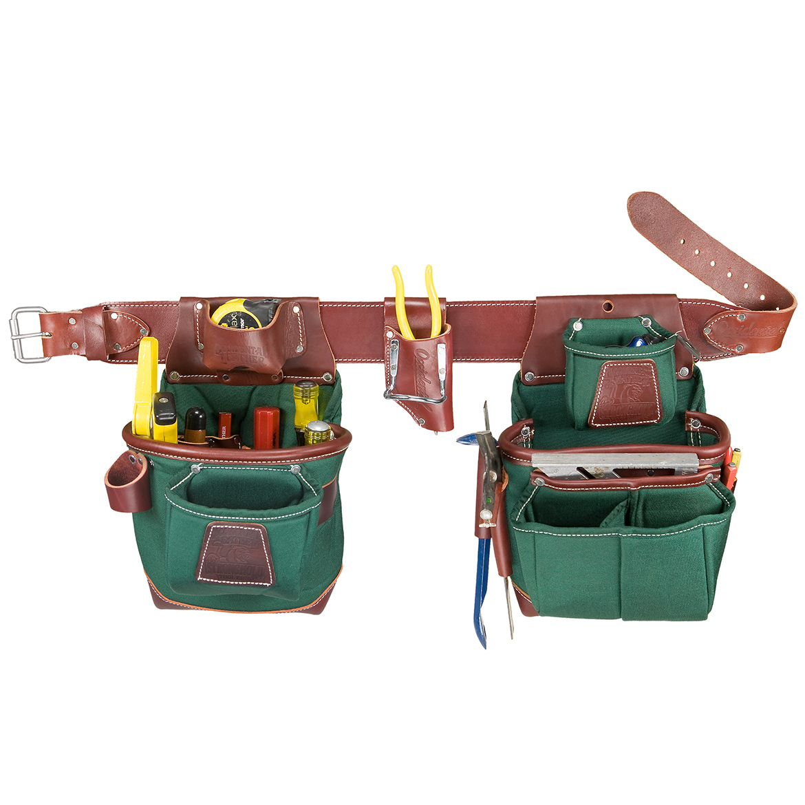Occidental Leather 8585LHXXL Heritage Left Handed FatLip Tool Bag Set XXL by