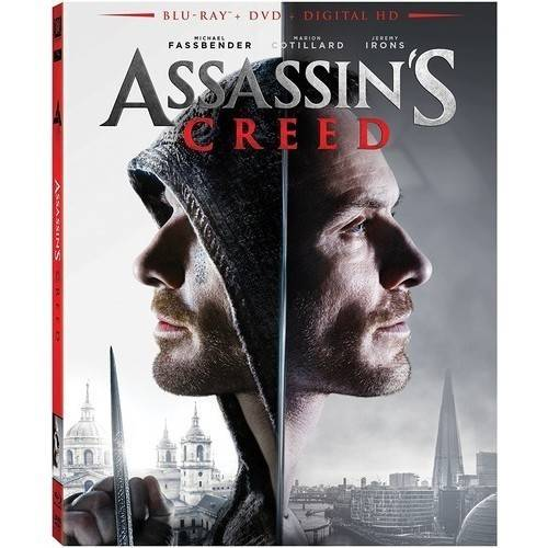 Assassin's Creed (Blu-ray + DVD + Digital HD)