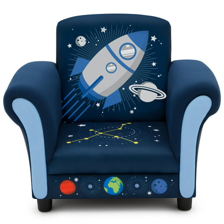 Delta Children Space Adventures Kids Upholstered Chair (Not Upholstered Seating)