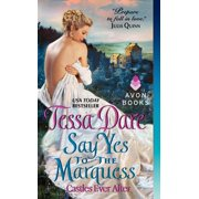 Castles Ever After, 2: Say Yes to the Marquess : Castles Ever After (Paperback)