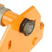 Octpeak 1 Ton Steel Push Beam Trolley For I Beam Gantry Crane Hoist Winch Shop 2200