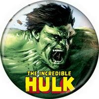 Marvel Comics The Incredible Hulk Button 82159