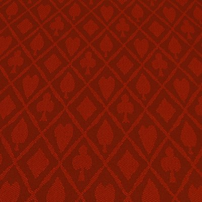 Red Suited Speed Cloth - Cotton, 10Ft section x 60 - Morphsuit Material