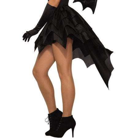 Bat Tutu Womens Adult Black Animal Gothic Halloween Costume Skirt for $<!---->