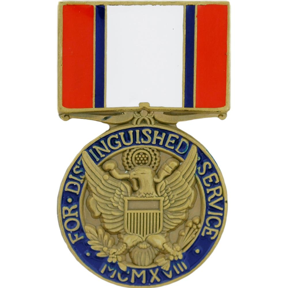 U.S. Army Distinguished Service Medal Pin 1 3/16""
