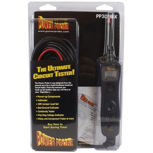 Power Probe PP3CSBLK Power Probe III Circuit Tester (Black)