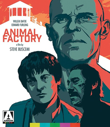 Animal Factory (Blu-ray) by