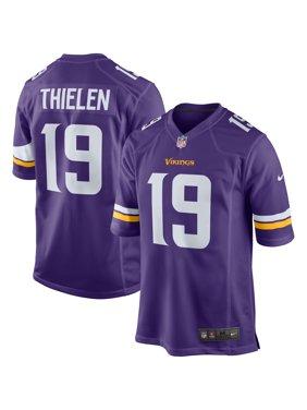 f665bd0611f Product Image Adam Thielen Minnesota Vikings Nike Game Jersey - Purple