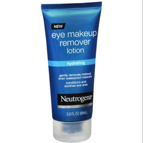 Neutrogena Eye Makeup Remover Lotion 3 oz (Pack of 3)
